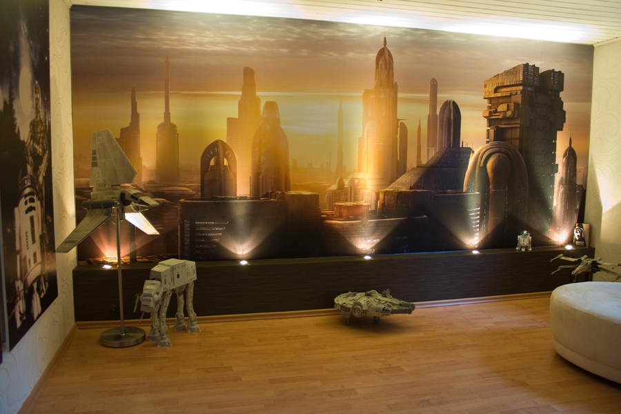 star wars fan thread blu ray forum. Black Bedroom Furniture Sets. Home Design Ideas